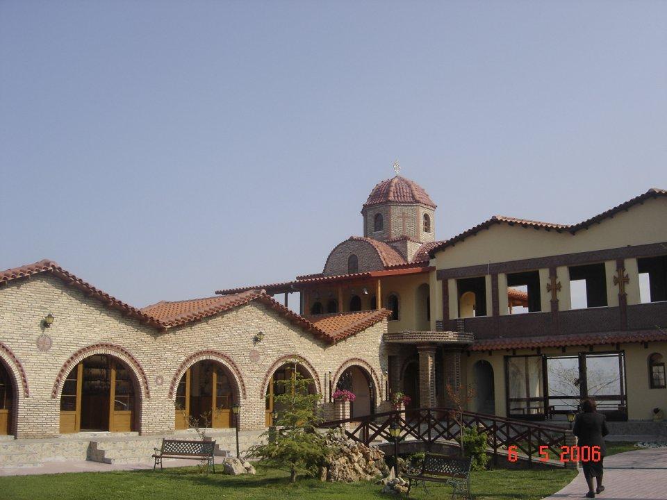 Χαιρετισμοι της θεοτοκου Wikipedia: Μοναστήρι Οσίου Εφραίμ Κονταριώτισσας